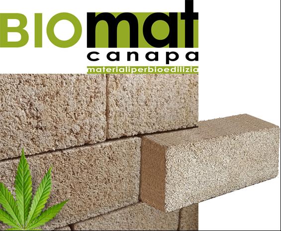 Casa in Biomattone in calce e canapa | Soluzioni Sostenibili